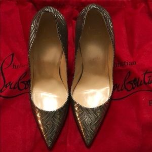 Christian Louboutin So Kate 120 Shoes